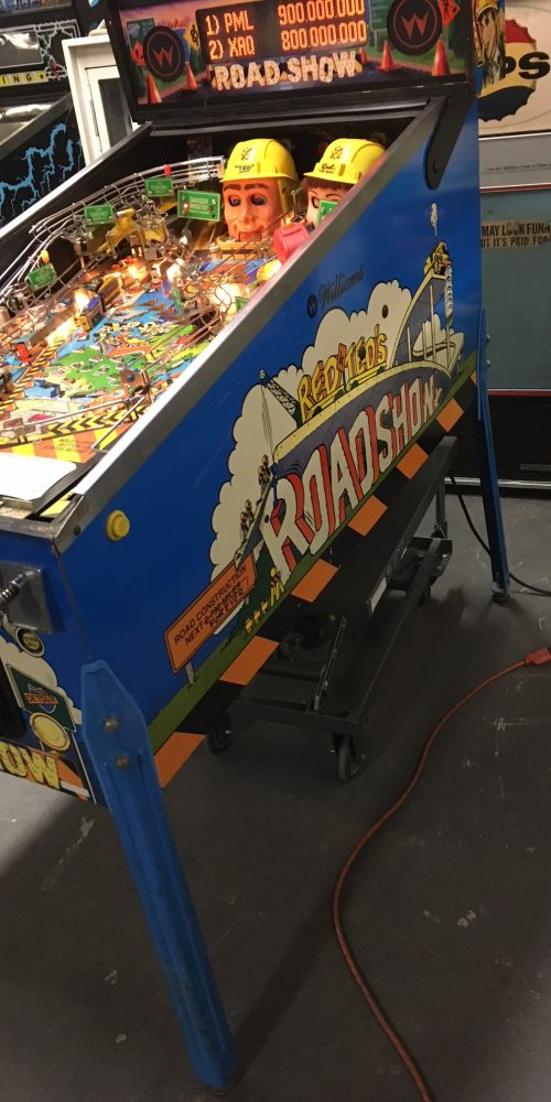 Road-show-pinball-rental-new-york