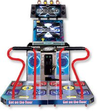 dance-dance-revolution-ddr-video-aercade-game-machine-rental-nyc