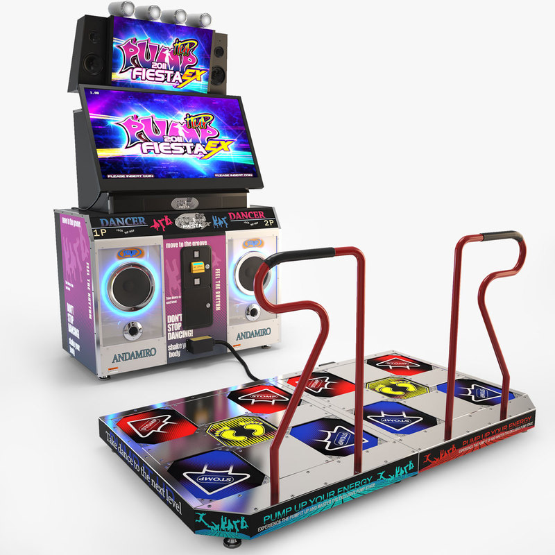 ddr-dance-machine-rental-CT-NY