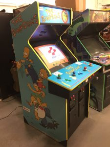 the-simpsons-arcade-rental
