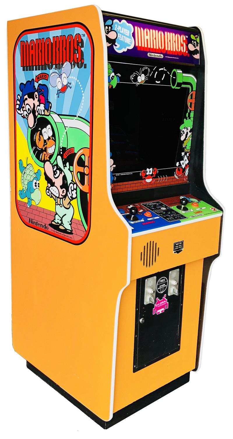 mario-bros-video-arcade-game-rental-nyc