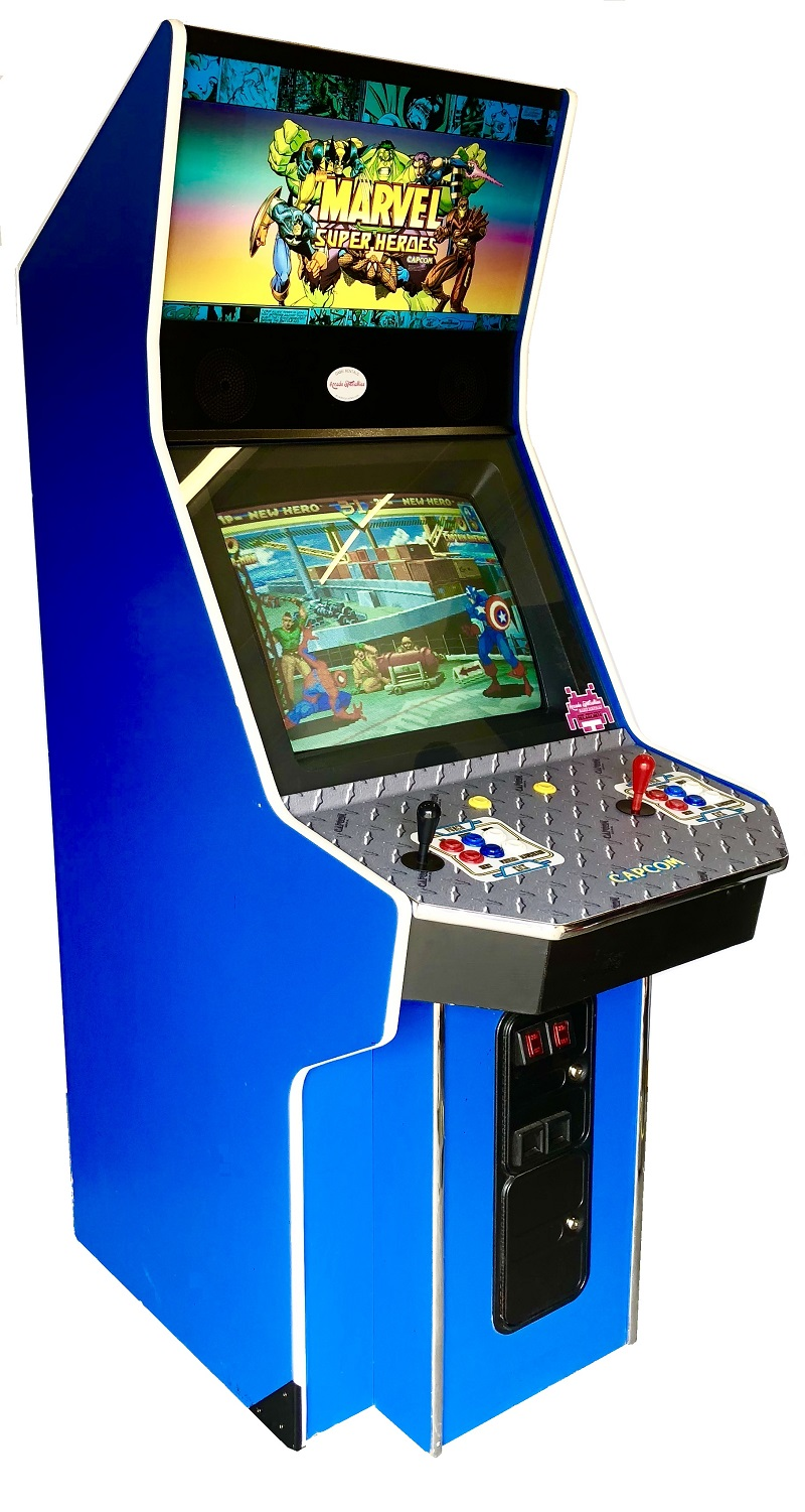 marvel-capcom-arcade-game-rental