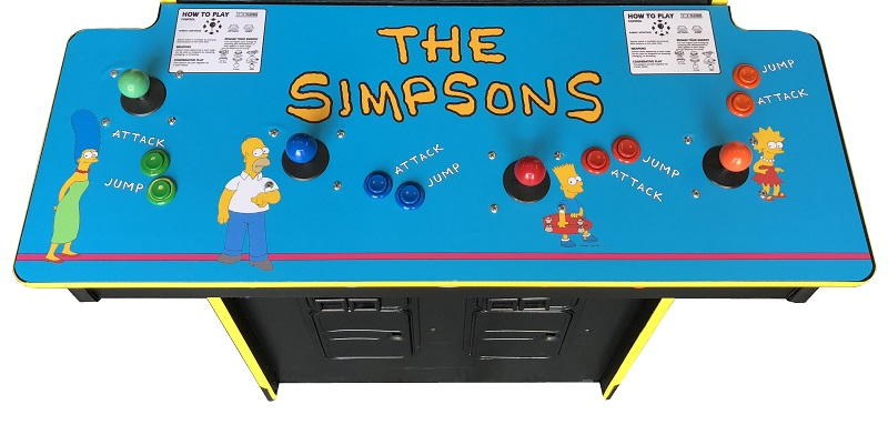 simpsons-NYC-arcade-game-rentals-control-thumb