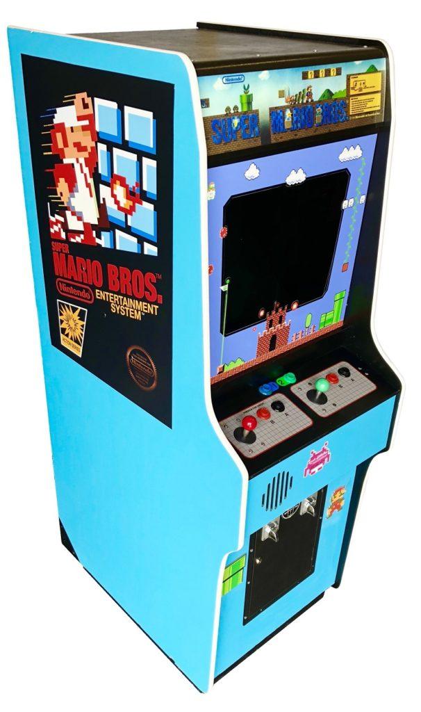 Super Mario Bros Video Arcade Game Rental  Arcade -1539