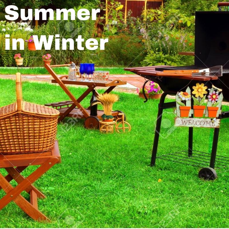 SUMMER IN WINTER
