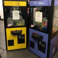 promotional claw machine rentals nyc