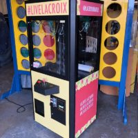 skill claw game rentals
