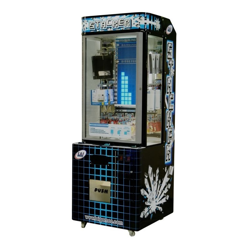 stacker claw machine game rentals new york