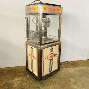 vintage popcorn machine rental nyc ct