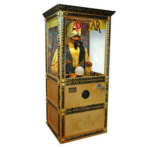 zoltar fortune teller rental nyc