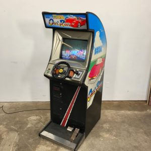 sega outrun turbo video arcade game for sale