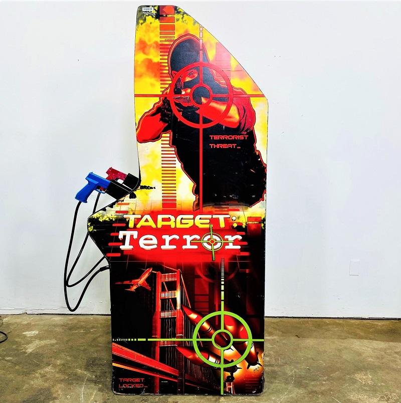TARGET TERROR ARCADE GAME RENTALS NY