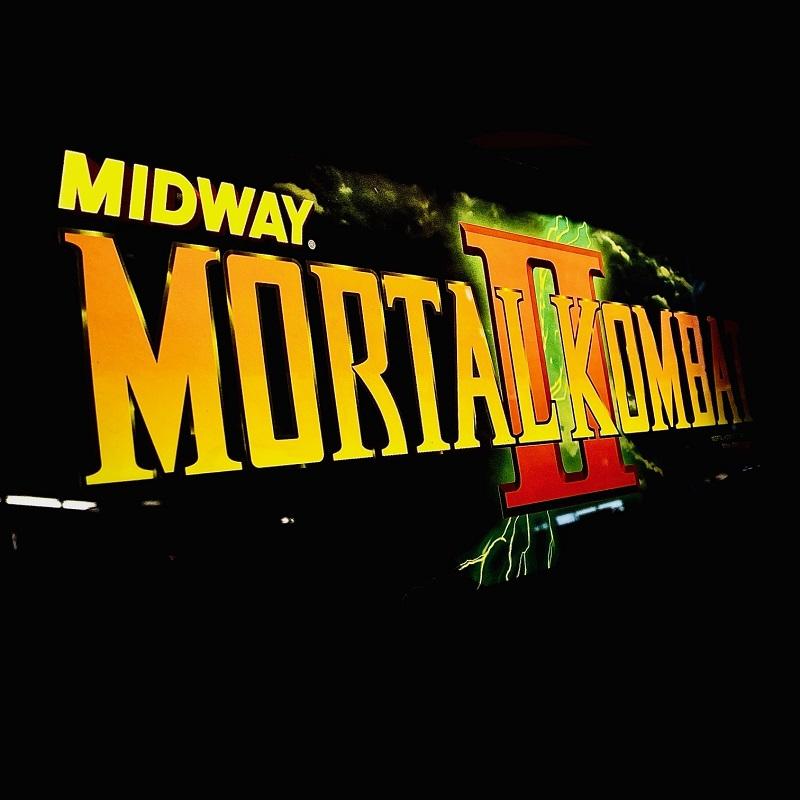 VIDEO ARCADE GAME RENTALS NEW YORK MORTAL KOMBAT