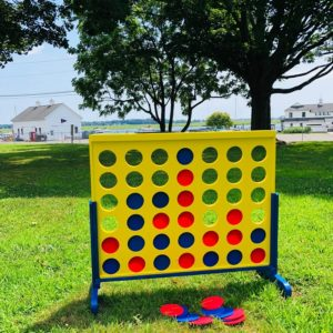 connect 4 giant game rentals ct