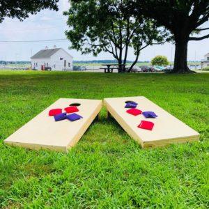 cornhole game rentals CT