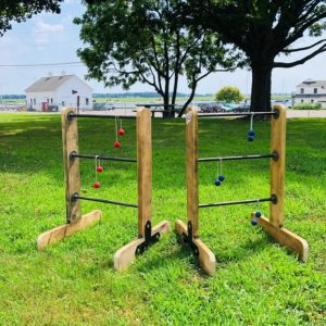 ladderball lawn game rentals ct