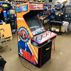nba jam video arcade game for sale