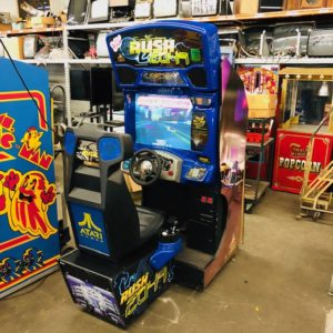 rush 2049 arcade game for sale