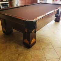 FAIRFIELD COUNTY USED BILLIARDS