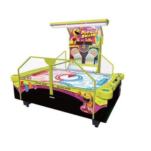 Pac-Man Smash Cabinet air hockey rental NY