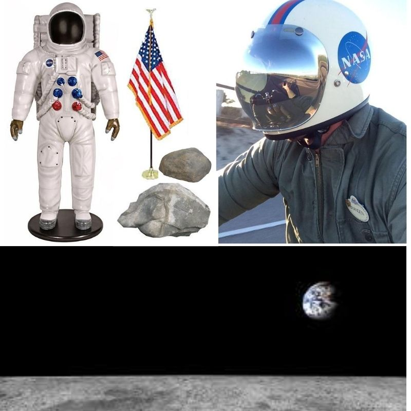 MOON LANDING PHOTO BOOTH RENTAL NY