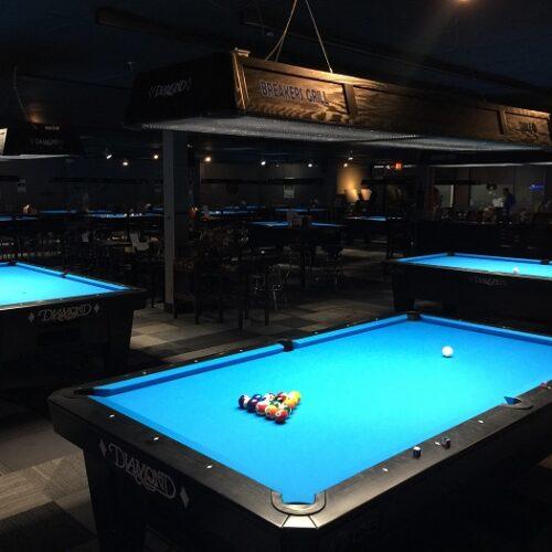 bar pool table rentals CT