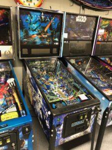 avatar pinball machine for sale