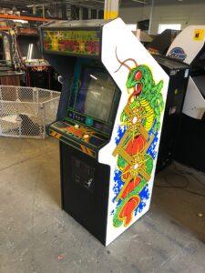 street fighter alpha vintage arcade game for sale