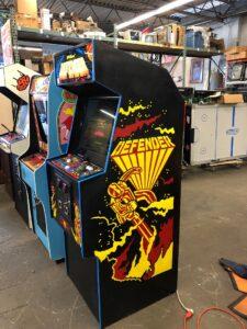 defender vintage arcade game for sale