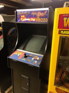 multigame arcade for sale pacman