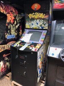 original pigskin football arcade for sale