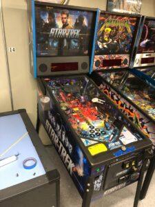 star trek pinball machine for sale
