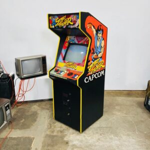street fighter 2 arcade for sale original
