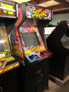 street fighter arcade for sale