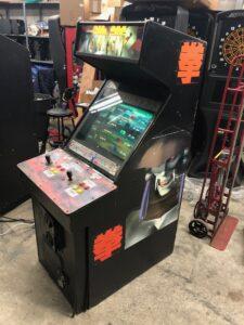 tekken 2 arcade machine for sale