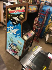 time pilot arcade game for sale