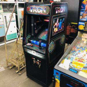 vintage tron arcade game for sale