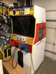 vintage virtua cop arcade for sale
