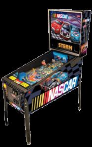nascar pinball machine for sale ct