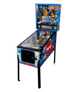 star wars pinball for sale