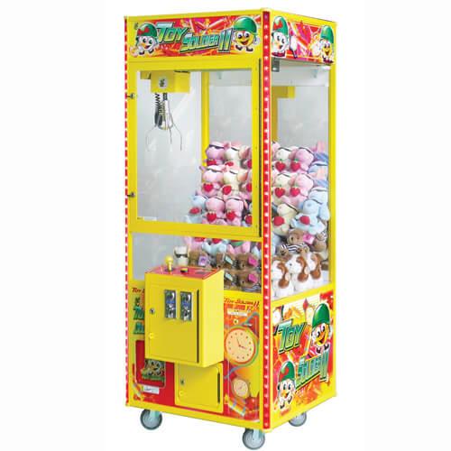 claw crane machine game rentals new york ny
