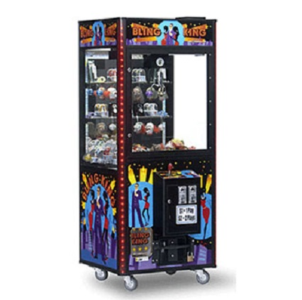 claw machine rentals trade show game rentals ny bling king